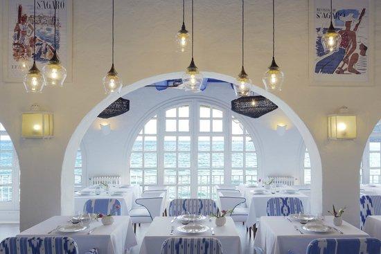 La Taverna del Mar: Decoración