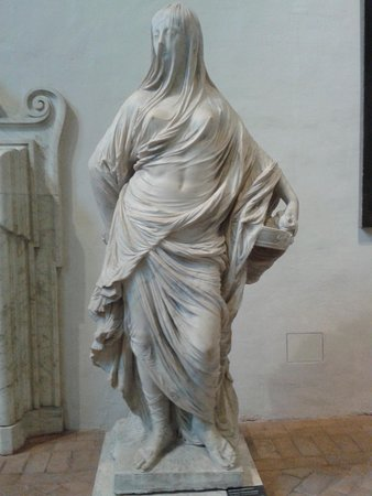Palais Barberini : la dama  velata
