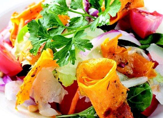 Baobab Cafe: Salads