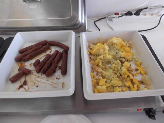 Muthu Forte da Oura: breakfast