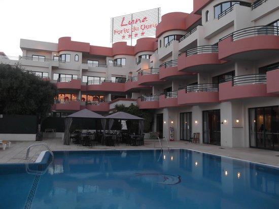Grand Muthu Forte da Oura : front of hotel