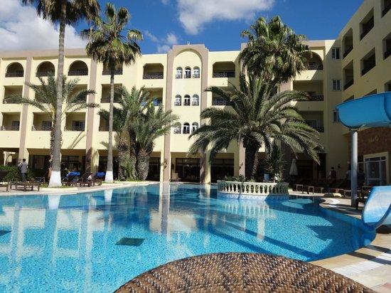 Hotel Paradis Palace : Haupthaus