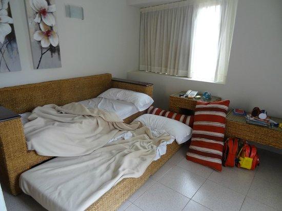 Dunas Maspalomas Resort: Chambre dans le salon