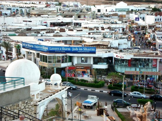 Na'ama Bay : townview