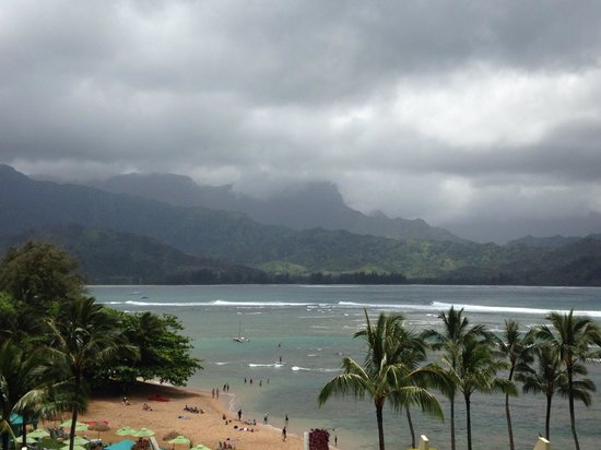 St. Regis Princeville Resort : Room with a view