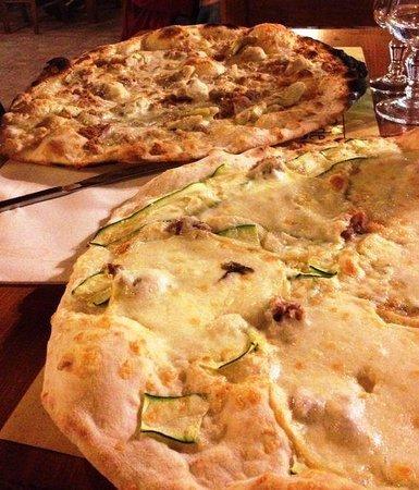 La Valle Del Burano : Pizze