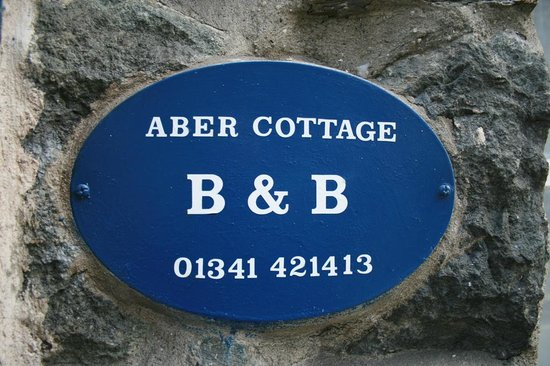 Aber Cottage