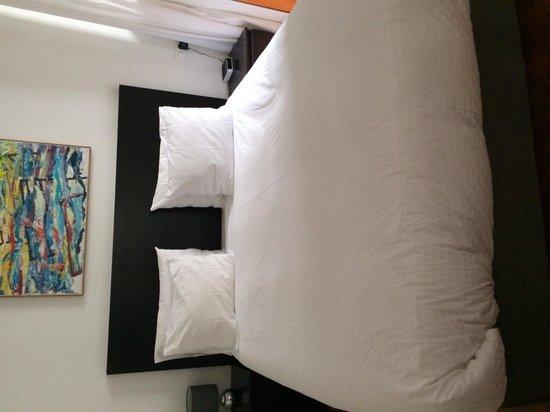 Amphora Apartment: Very comfy bed!