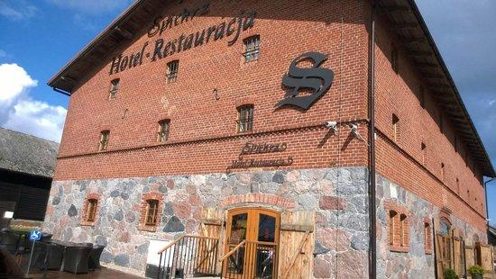 Restauracja Hotel Spichrz