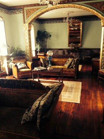 Hotel Boutique Portal de Cantuna: Reading room