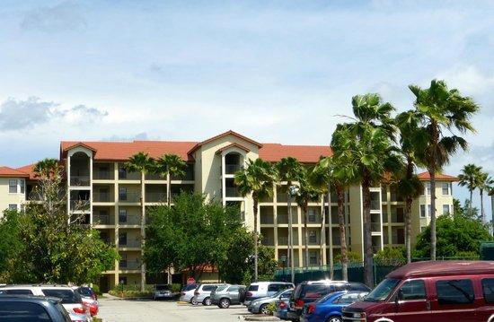 Holiday Inn Club Vacations At Orange Lake Resort : Tennis Villa