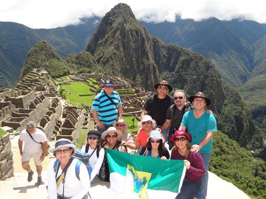 Rap Travel Peru: Machu PIcchu