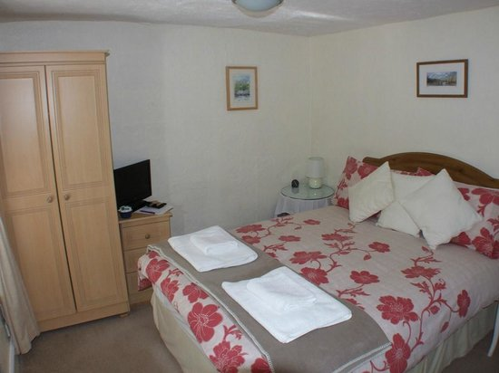 Aber Cottage: Wnion Double Room