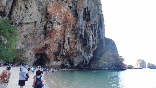 Pranang Cave: entrada da caverna