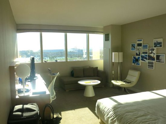 Standard King Room Picture Of Hyatt Regency Long Beach