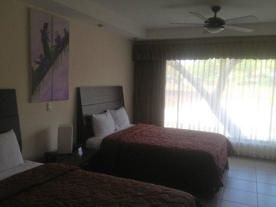 Las Espuelas Hotel : Superior Room
