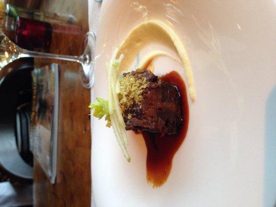 Kauai Grill: Molasses short rib is a tasty, tender bite