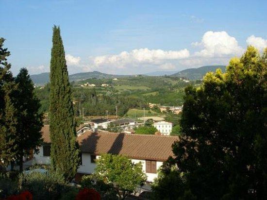 La Cappellina Bed and Breakfast: Vista sulle colline