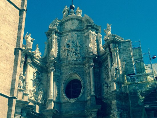 Valencia Cathedral : Cathedral