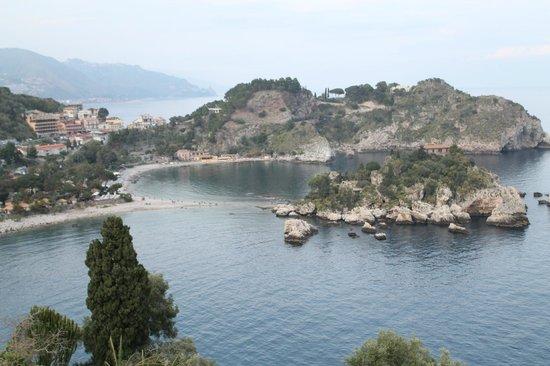 Hotel Villa Carlotta: The beach is very close by
