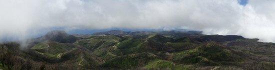 Garajonay National Park: View top Garajonay