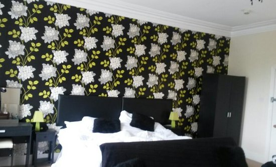 Gwesty Ty Gorsaf Hotel : Super King Bedroom \Twin\Family