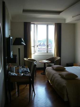 Hotel Principi di Piemonte : Room
