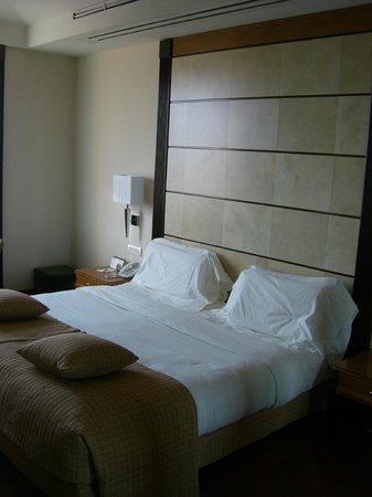 Hotel Principi di Piemonte : Bed