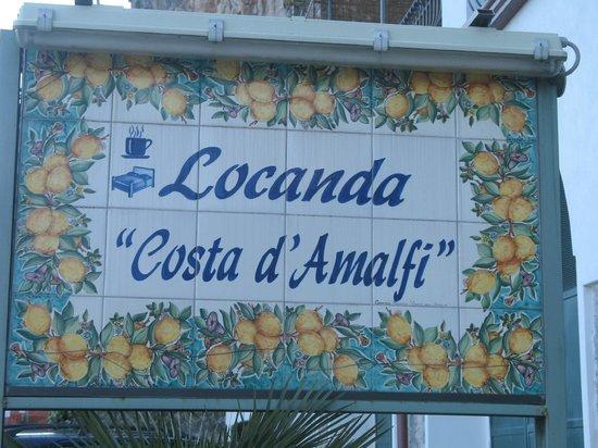Locanda Costa d'Amalfi: Toten