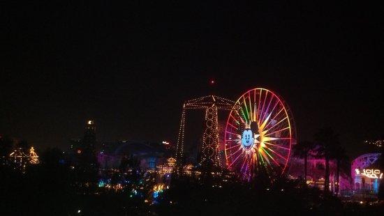 Disney's Grand Californian Hotel & Spa: at night