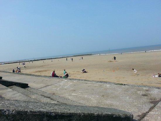 The Beaches Hotel: beach