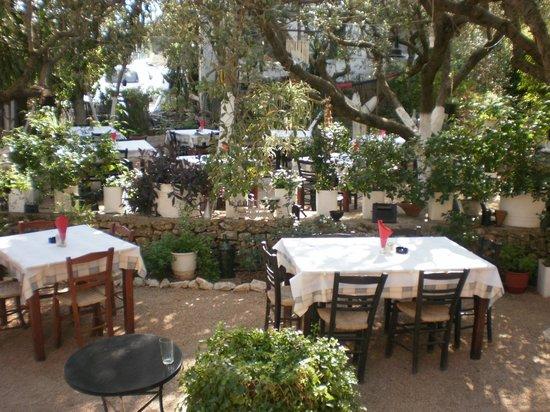Polyphemus Restaurant: -