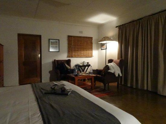 Rissington Inn: Cottage - independent room