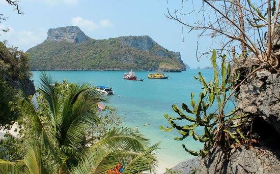 Mu Ko Ang Thong National Park: Simply wonderful!