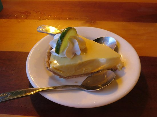 The Back Porch: Key Lime Pie