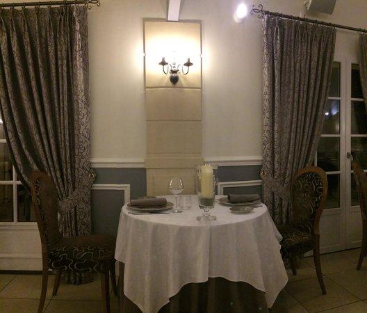 Restaurant La Renardiere : Nouvelle salle