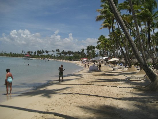Luxury Bahia Principe Bouganville Don Pablo Collection : beach