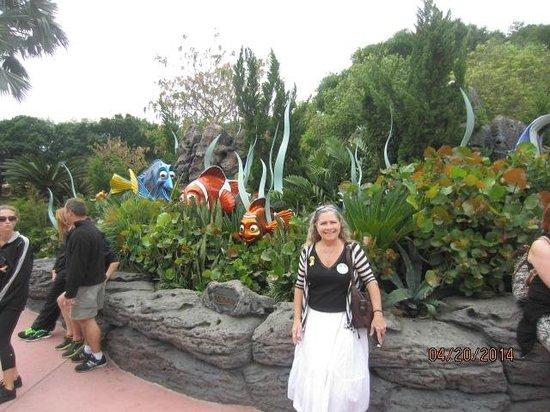 Epcot: Living Seas Garden