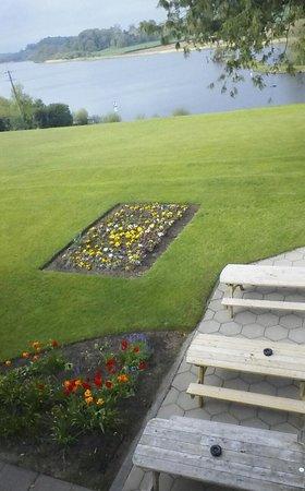 Killyhevlin Lakeside Hotel & Lodges: peaceful
