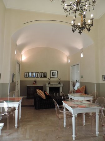 Hotel Costantinopoli 104: Salon