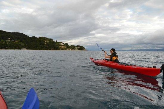 Red Adventures Croatia: Adriatic sea, kayaking with Red Adventures