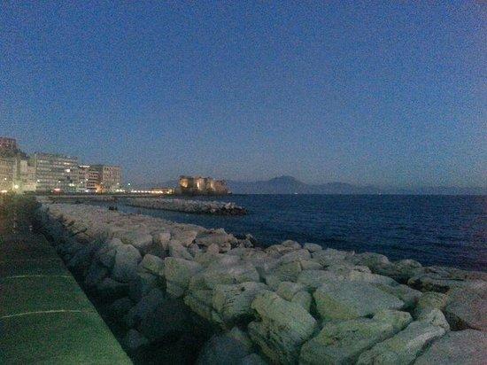 Via Caracciolo e Lungomare di Napoli : Lungomare