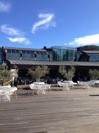 Argentario Golf Resort & Spa : Terrazza