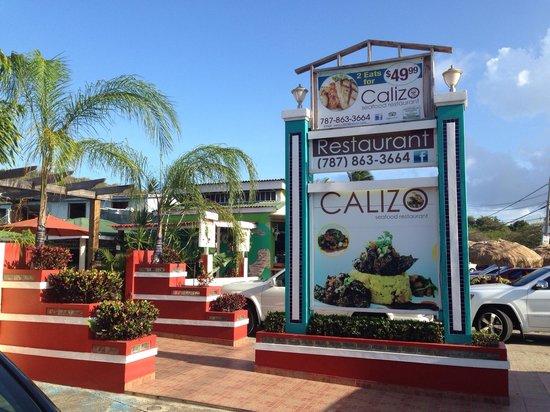 Calizo Restaurant: The Restaurant