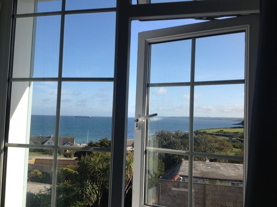 St Michael's Hotel & Spa: St Michaels hotel Falmouth