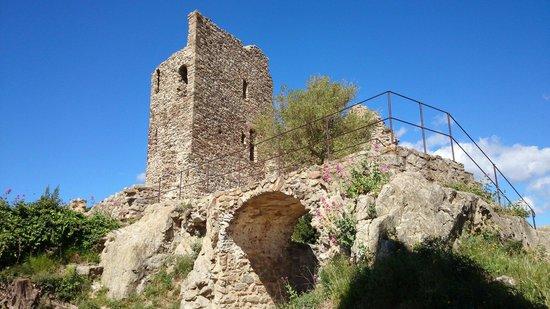 Grimaud Castle: Château à Grimaud