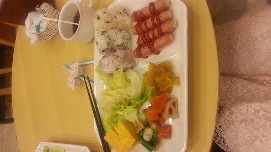 Toyoko Inn Minamishinagawa Aomonoyokocho Station: Breakfast