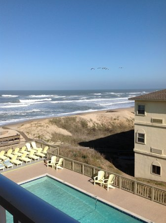 Surf Side Hotel : ocean view room with balcony