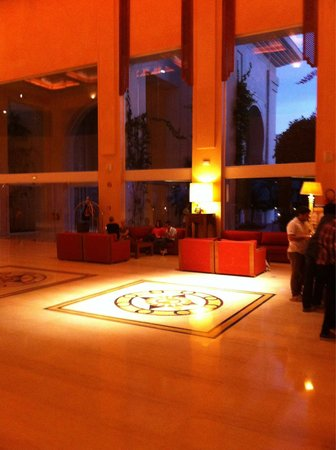 IBEROSTAR Royal El Mansour & Thalasso : Reception