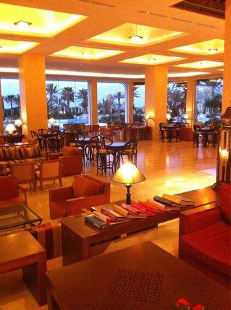 IBEROSTAR Royal El Mansour & Thalasso : Sala
